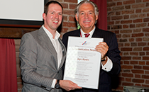 Winnaar Communication Award 2009