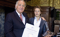Winnaar Communication Award 2010