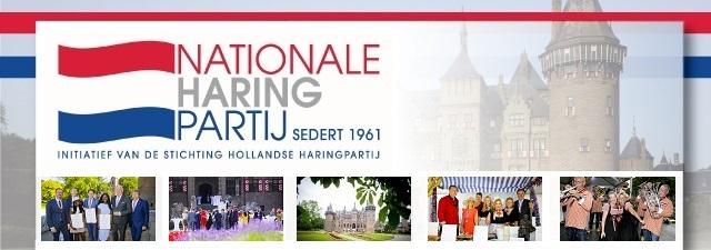 Nationale Haring Partij 15 jaar Communication Award